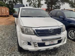 Toyota Hilux 2010 2.0 VVT-i White | Cars for sale in Abuja (FCT) State, Gwarinpa