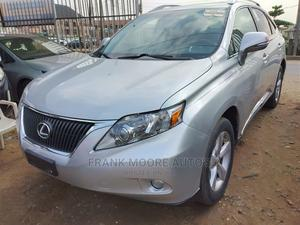Lexus RX 2010 350 Silver | Cars for sale in Lagos State, Isolo