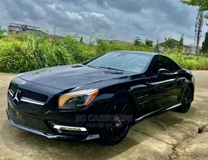 Mercedes-Benz SL Class 2015 Black   Cars for sale in Lagos State, Lekki