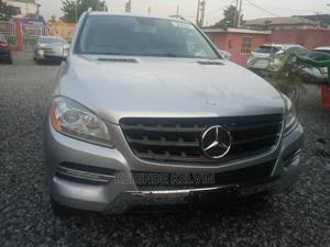 Mercedes-Benz M Class 2012 Silver   Cars for sale in Lagos State, Ojodu