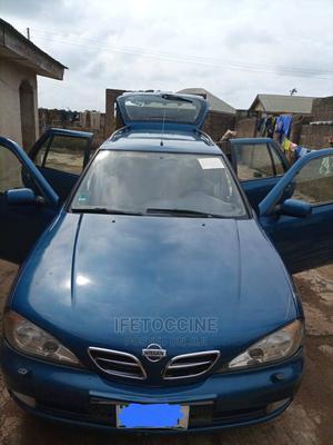 Nissan Primera 2002 Blue | Cars for sale in Oyo State, Afijio