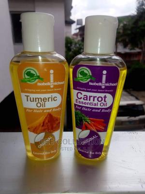 Tumeric And Carrot Oil | Skin Care for sale in Bayelsa State, Ogbia