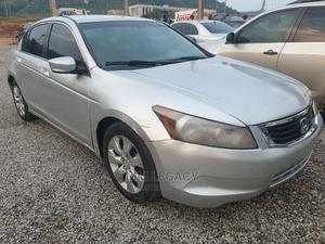 Honda Accord 2008 2.4 Executive Silver | Cars for sale in Abuja (FCT) State, Katampe