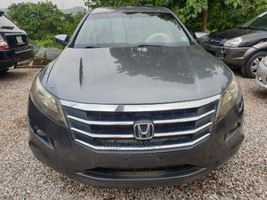 Honda Accord CrossTour 2010 EX Gray | Cars for sale in Abuja (FCT) State, Katampe