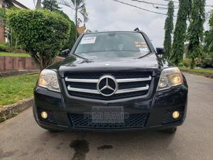 Mercedes-Benz GLK-Class 2010 350 4MATIC Black | Cars for sale in Lagos State, Magodo