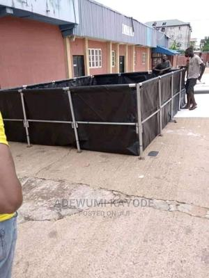 Fish Pond Collapsible, Durable and New Design   Farm Machinery & Equipment for sale in Lagos State, Mushin