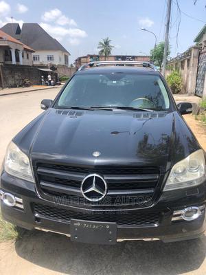Mercedes-Benz GL Class 2008 GL 450 Black   Cars for sale in Lagos State, Amuwo-Odofin
