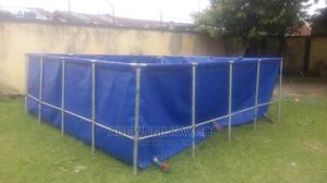 Fish Pond Tarpaulin Collapsible, Durable and New Design   Farm Machinery & Equipment for sale in Lagos State, Mushin