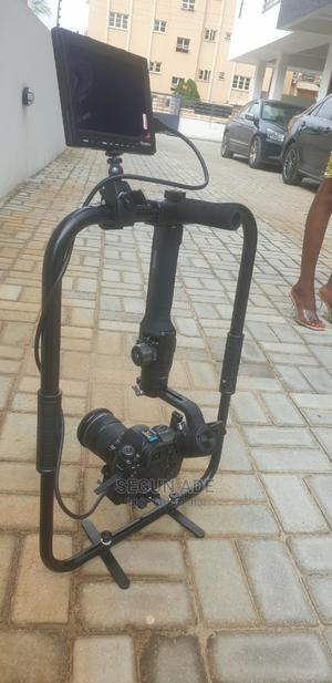 Dji Ronin S for Rent Plus Monitor | Photo & Video Cameras for sale in Lagos State, Ikeja