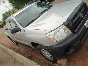 Toyota Tacoma 2007 Regular Cab Automatic Silver   Cars for sale in Abuja (FCT) State, Gwarinpa