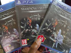 Shadow of War Silver Edition PS4 | Video Games for sale in Lagos State, Alimosho