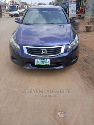 Honda Accord 2010 Blue | Cars for sale in Lagos State, Alimosho