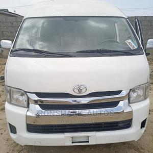 Toyota Hiace Hummer3 Bus 2016 Model Foreign Used | Buses & Microbuses for sale in Lagos State, Shomolu