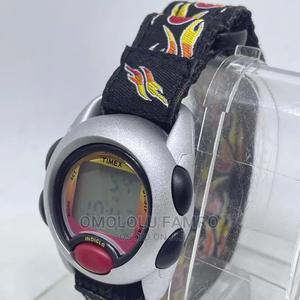 Timex Kids Digital Flames Unisex Wristwatch | Babies & Kids Accessories for sale in Abuja (FCT) State, Wuse 2