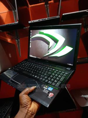 Laptop MSI 8GB Intel Core I5 500GB   Laptops & Computers for sale in Lagos State, Oshodi