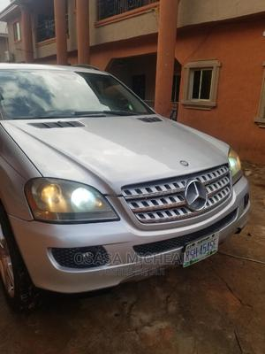 Mercedes-Benz M Class 2008 ML 350 4Matic Silver | Cars for sale in Delta State, Oshimili South