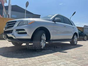Mercedes-Benz M Class 2014 Silver | Cars for sale in Lagos State, Ajah
