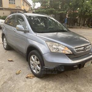 Honda CR-V 2007 Blue   Cars for sale in Lagos State, Ikorodu