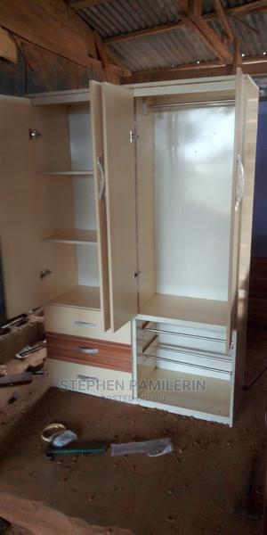Standard Wardrobe Made With Quality Materials | Furniture for sale in Ondo State, Akure