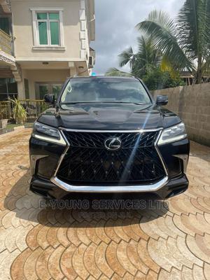 Lexus LX 2018 570 (5 Seats) AWD Black | Cars for sale in Lagos State, Lekki