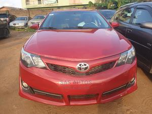 Toyota Camry 2014 Red | Cars for sale in Lagos State, Egbe Idimu