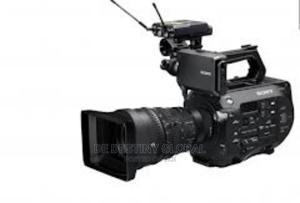 Sony 4k Video Camera FS 7 | Photo & Video Cameras for sale in Lagos State, Ilupeju