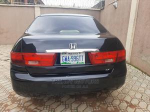 Honda Accord 2004 Black | Cars for sale in Abuja (FCT) State, Kubwa