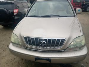 Lexus RX 2002 300 2WD Gold | Cars for sale in Rivers State, Port-Harcourt