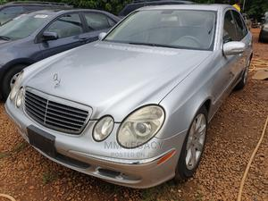 Mercedes-Benz E350 2006 Silver | Cars for sale in Abuja (FCT) State, Katampe