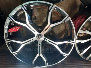 Beautiful Alloy Wheel 20inch for Benz   Vehicle Parts & Accessories for sale in Lagos State, Ajah