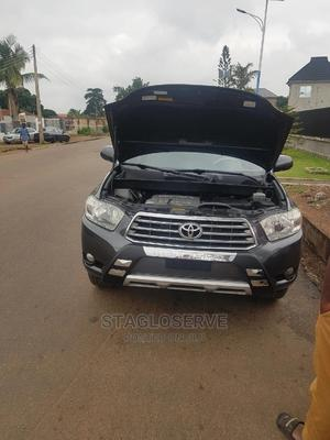 Toyota Highlander 2008 Limited Gray | Cars for sale in Kwara State, Ilorin West