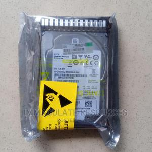 2tb HP Sas Hard Drive for Server | Computer Hardware for sale in Rivers State, Port-Harcourt