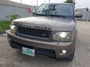 Land Rover Range Rover Sport 2010 HSE 4x4 (5.0L 8cyl 6A) Brown | Cars for sale in Lagos State, Ikeja