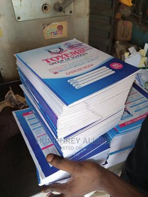 We Produce and Distribute Exercise Books   Child Care & Education Services for sale in Lagos State, Alimosho