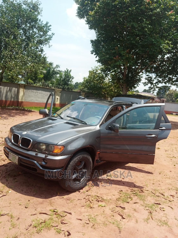 BMW X5 2008 3.0i Gray