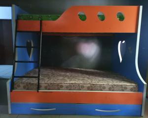 Children Bunk Bed (Bunk Only) | Children's Furniture for sale in Abuja (FCT) State, Garki 1