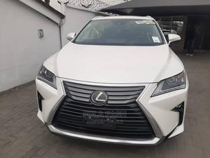 Lexus RX 2018 White | Cars for sale in Lagos State, Alimosho