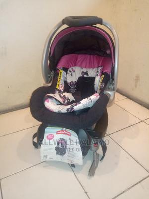 Baby Trend EZ Flex Loc Infant Car Seat | Children's Gear & Safety for sale in Rivers State, Port-Harcourt