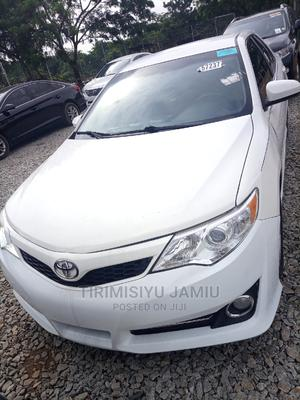 Toyota Camry 2012 White | Cars for sale in Oyo State, Ibadan