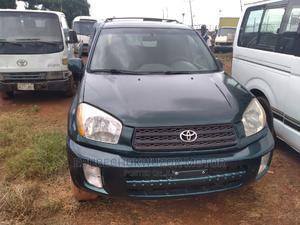 Toyota RAV4 2003 Automatic Green | Cars for sale in Kaduna State, Kaduna / Kaduna State