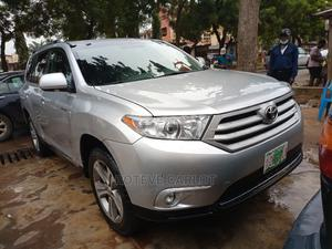 Toyota Highlander 2012 Limited Silver   Cars for sale in Lagos State, Abule Egba