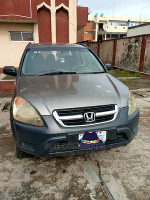 Honda CR-V 2003 EX 4WD Automatic Gray | Cars for sale in Oyo State, Ibadan