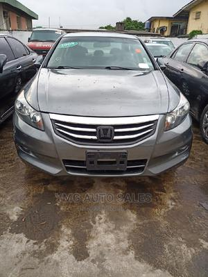 Honda Accord 2010 Sedan EX Automatic Gray | Cars for sale in Lagos State, Shomolu