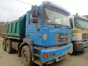 Man Diesel 30tons Tipper 10tyres With Auxillary | Trucks & Trailers for sale in Lagos State, Amuwo-Odofin