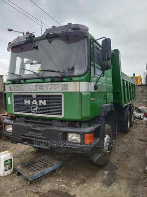 Man Diesel Tipper 6x6 Axillary 10tyres | Trucks & Trailers for sale in Lagos State, Apapa