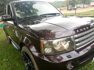 Land Rover Range Rover Sport 2007 HSE 4x4 (4.4L 8cyl 6A) Brown | Cars for sale in Abuja (FCT) State, Apo District