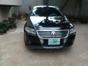 Volkswagen Passat 2008 Black | Cars for sale in Lagos State, Abule Egba