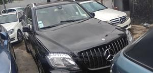 Mercedes-Benz GLK-Class 2009 Black   Cars for sale in Lagos State, Ikeja