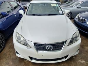 Lexus IS 2011 250 AWD Automatic White   Cars for sale in Lagos State, Isolo