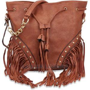 Original Vera Women / Ladies Fringe Bag Cross Body Strap   Bags for sale in Lagos State, Ikeja